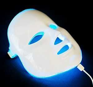 Blue Light Acne Mask