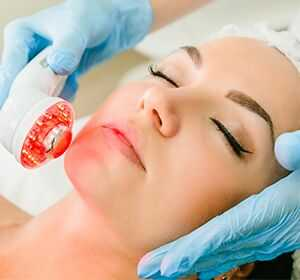 Red Light Therapy Collagen
