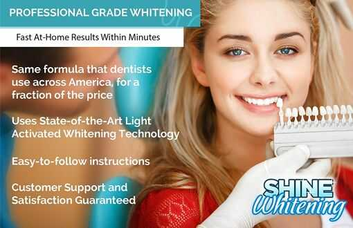 Shine Whitening How To Use