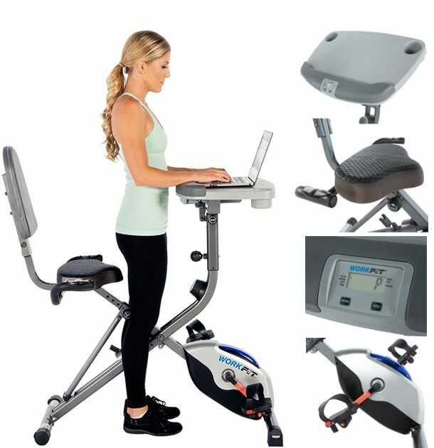 Exerpeutic WORKFIT 1000 Ease Of Use