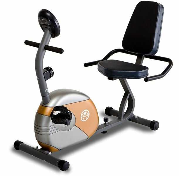 Marcy Recumbent Exercise Bike Review