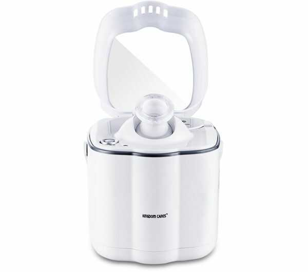 KingdomCares Facial Steamer Review