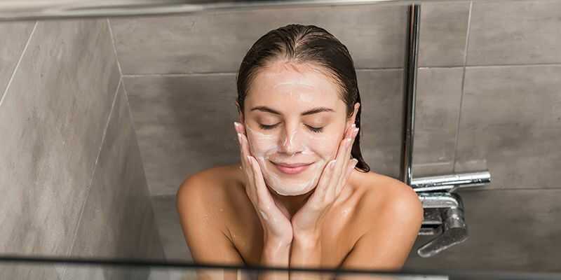 Anti-Aging Skin Routine