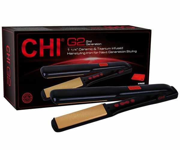 Hair Straightener Design