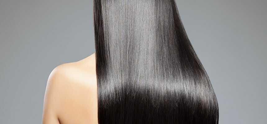 Straight Hair Naturally