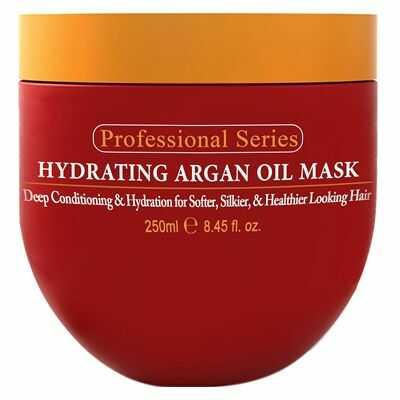 Hydrating Argan Oil Hair Mask