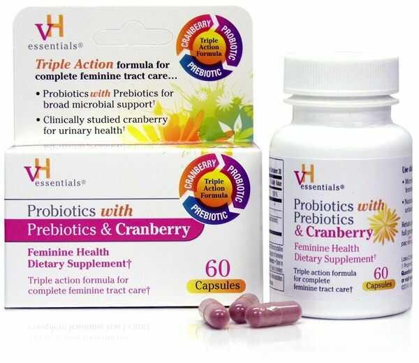 v Hessentials Probiotics