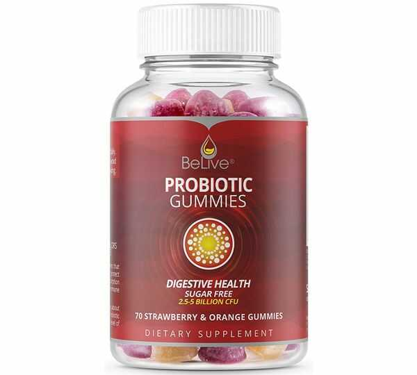 BeLive Probiotic Gummies