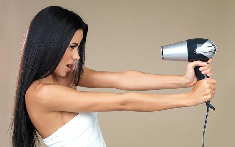 Cool Setting Hair Dryer