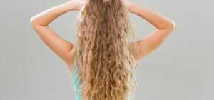 What Makes Hair Curly?