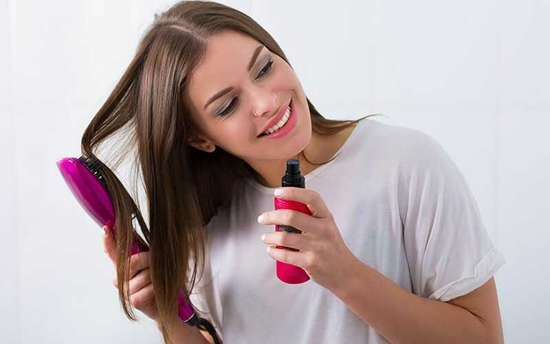 Prevent Heat Damaged Hair