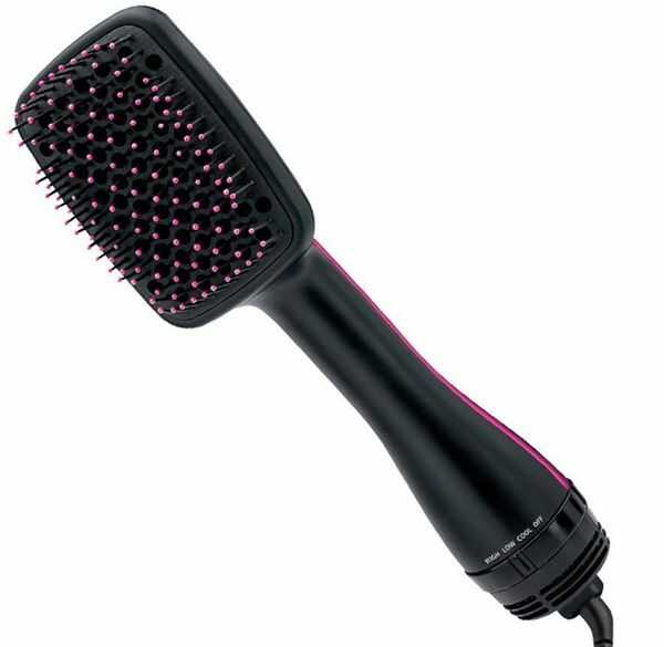 Revlon Hair Brush Straightener
