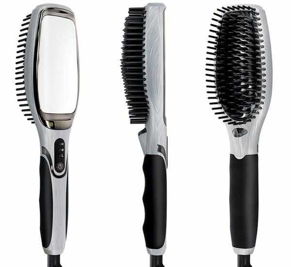 AsaVea Professional Brush With Mirror