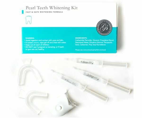 Pearl Teeth Whitening Kit