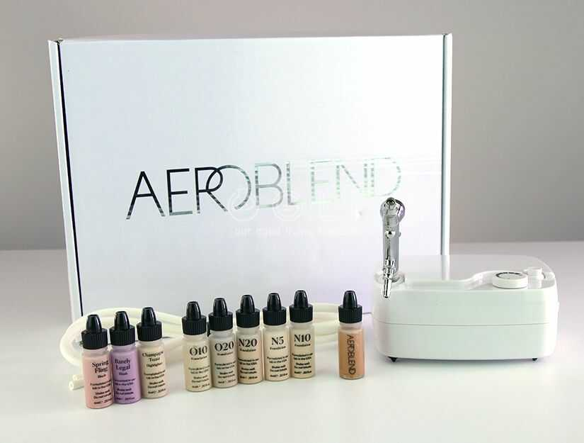 Aeroblend Personal Starter Kit
