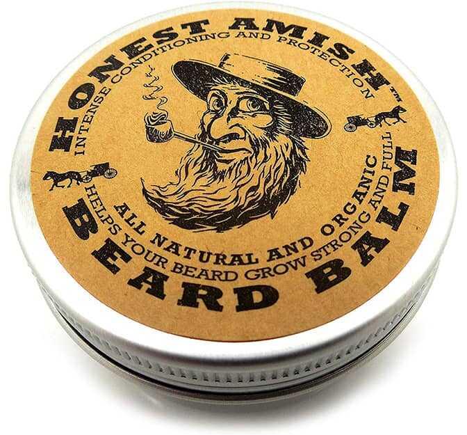 Honest Amish Beard Leave-In Conditioner