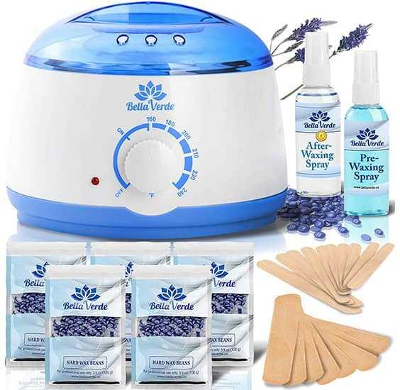 Bella Verde Home Wax Warmer
