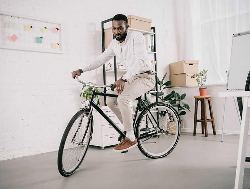 Bike Roller Features
