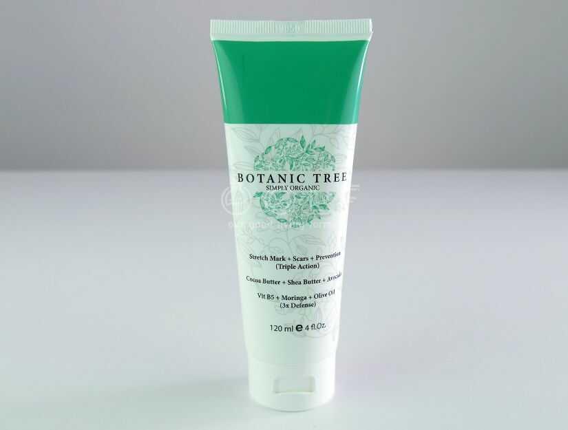 Botanic Tree Stretch Mark Cream