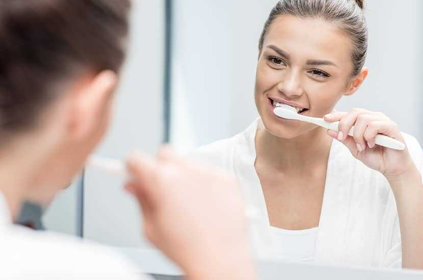 Brush Teeth Before Or After