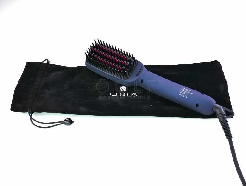 CNXUS Ionic Hair Straightener Brush
