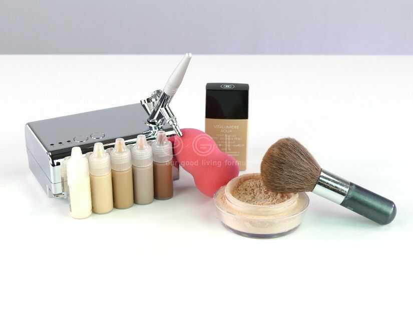 Choosing Between Airbrush Makeup And Traditional Makeup