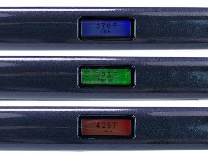 Visual Temperature Display