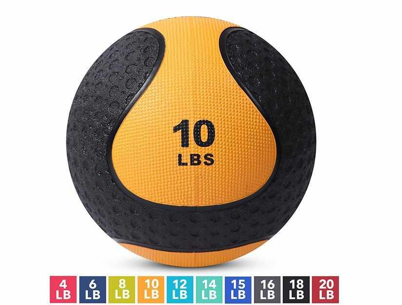 Day 1 Fitness Medicine Ball