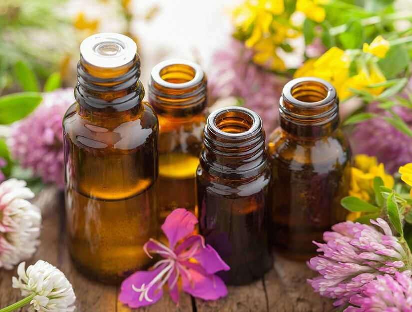Aromatherapy Steam With Essential Oils