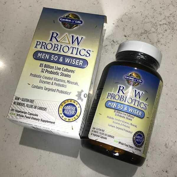 Garden Of Life 50 Wiser Probiotic