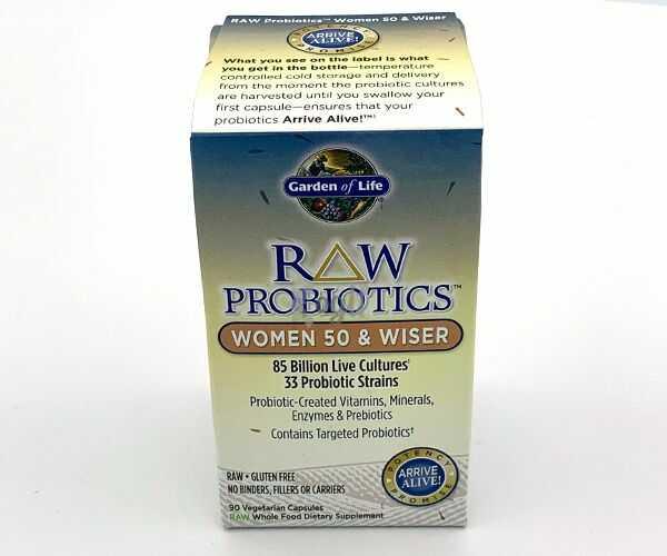 The 8 best probiotics for men 39 s health most strains - Garden of life raw probiotics men ...