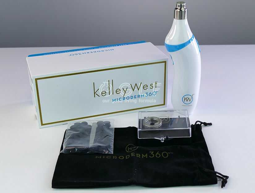 Kelley West Microdermabrasion Machine