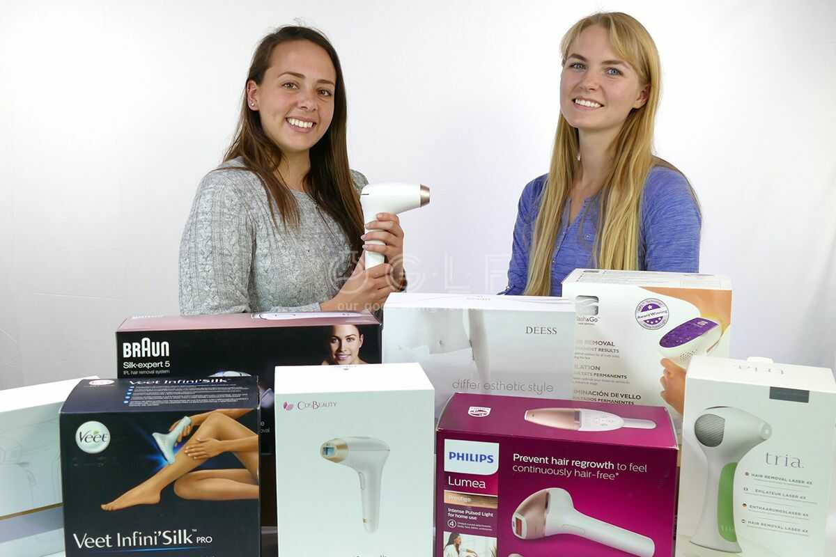Laser Hair Removal Devices