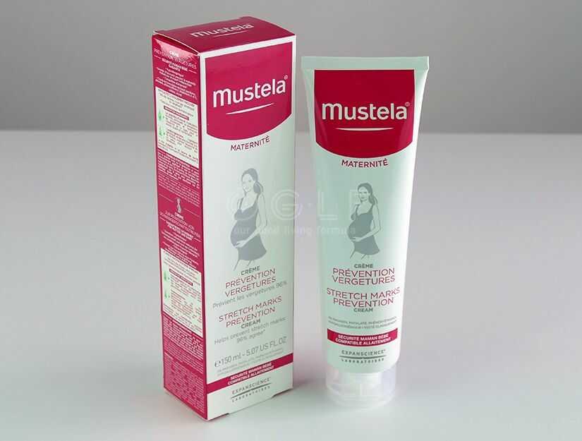 Mustela Stretch Mark Prevention