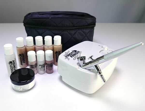 Photo Finish Professional Airbrush Review