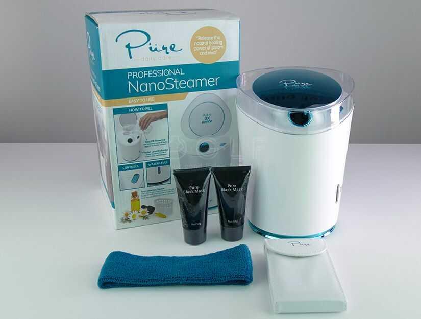 Pure Daily Care NanoSteamer PRO