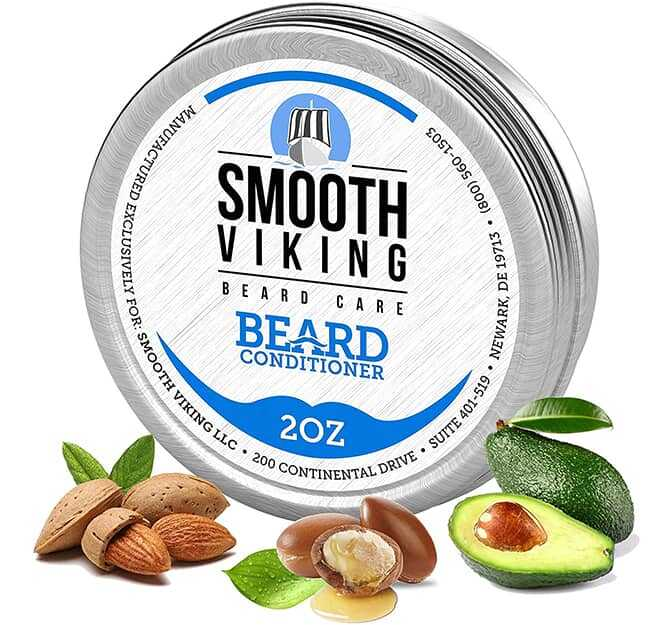 Smooth Viking Leave-In Beard Conditioner