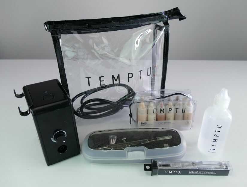 Temptu 2.0 Premier Kit