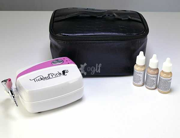 Tickled Pink Airbrush Kit Review