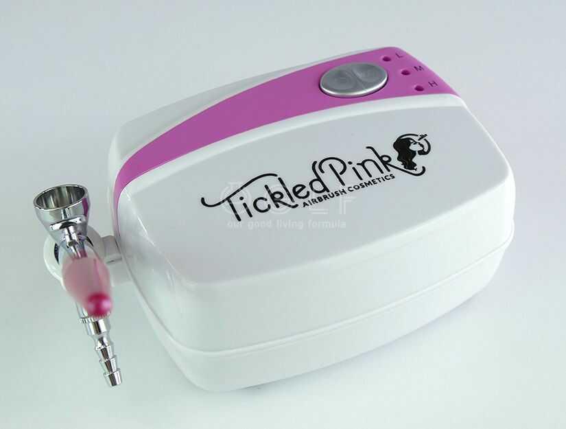 Tickled Pink Air Compressor