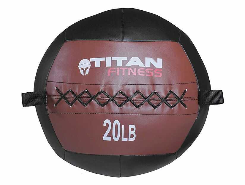 Titan Soft Wall Ball